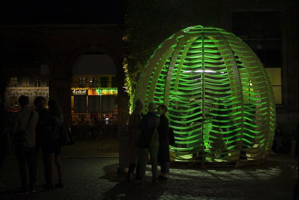 The Algae Dome