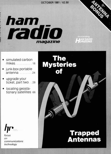 Ham Radio 10 October 1981