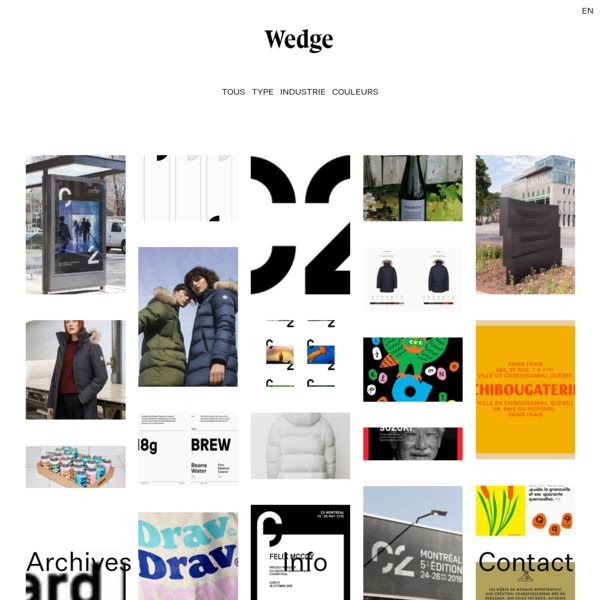 Archives | Wedge