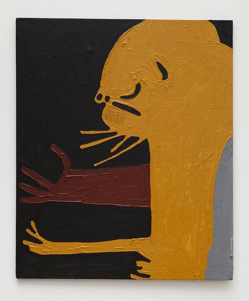 Marlon Mullen, untitled (Sassona Norton), 2014
