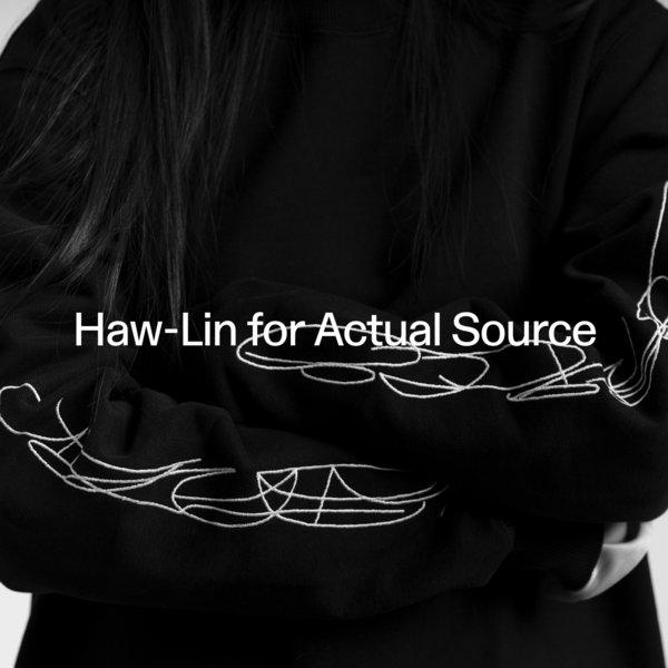 Actual Source-Publishing, Typography, Clothing, Art, Exhibitions