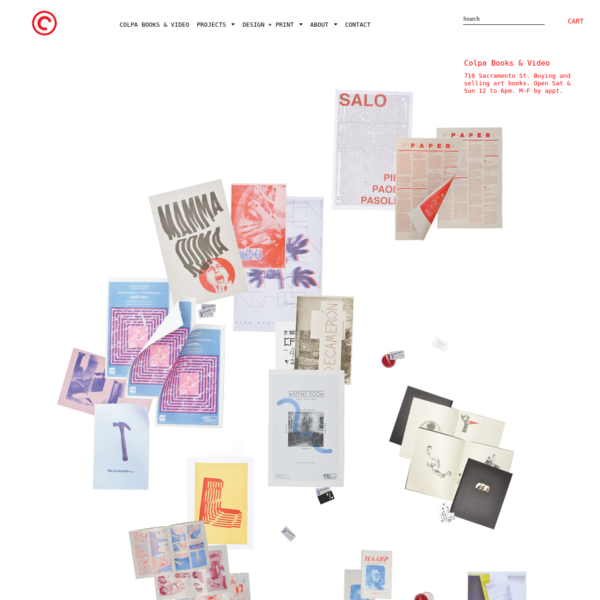 Design + Print | Colpa