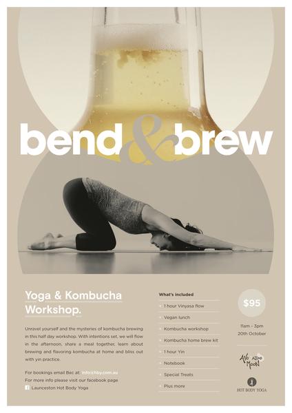 bend&brew - fergus brown