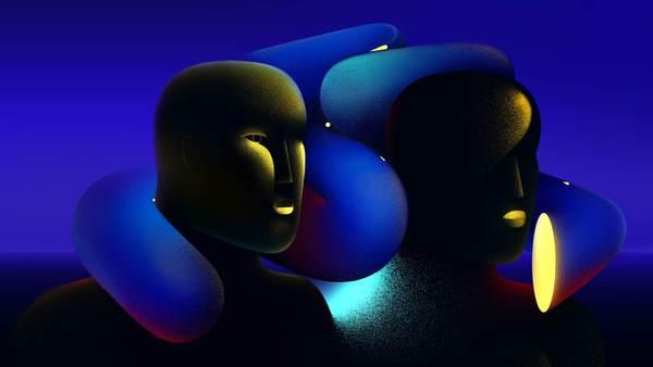 twins by Debora Cheyenne