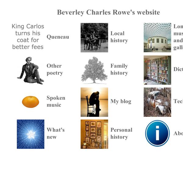 Beverly Charles Rowe