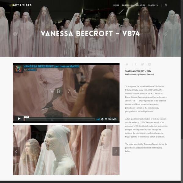 Vanessa Beecroft - VB74