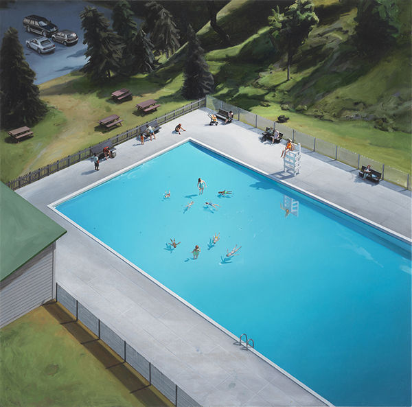 Amy Bennett: Nuclear Family, Floating Lessons