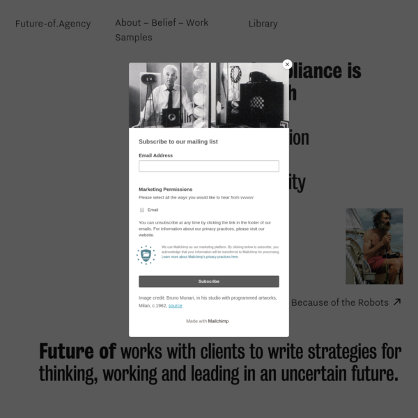 Future-of.Agency