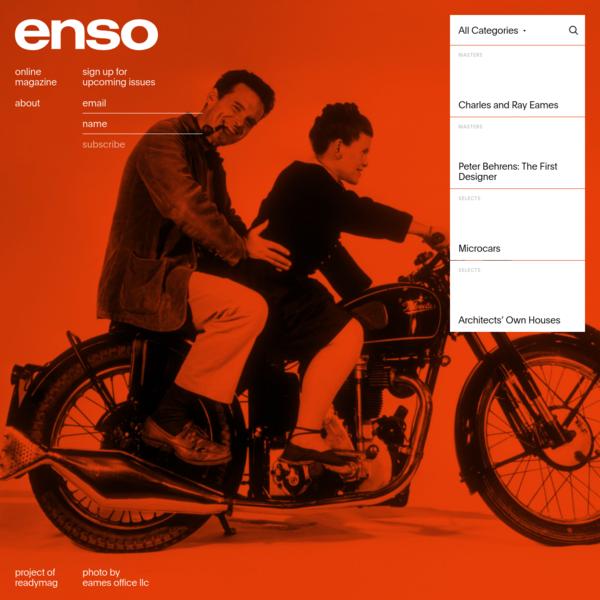 Enso Magazine