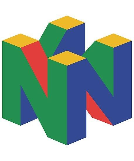 Nintendo 64 Symbol