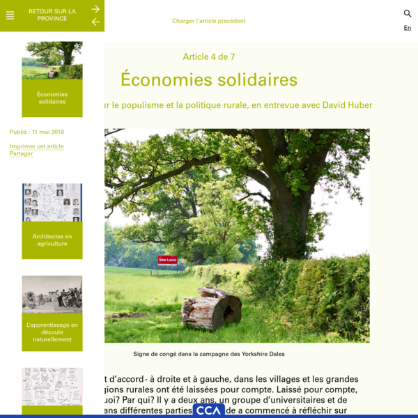 Économies solidaires