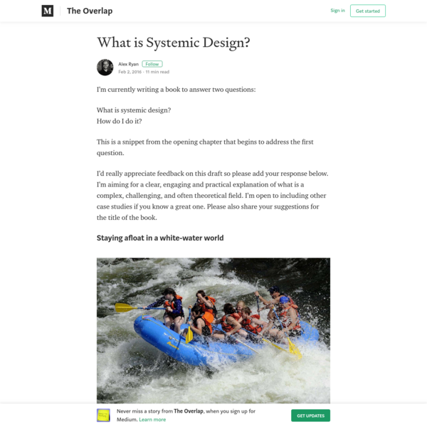 What is Systemic Design?