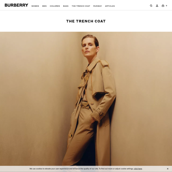 Burberry® Official Site