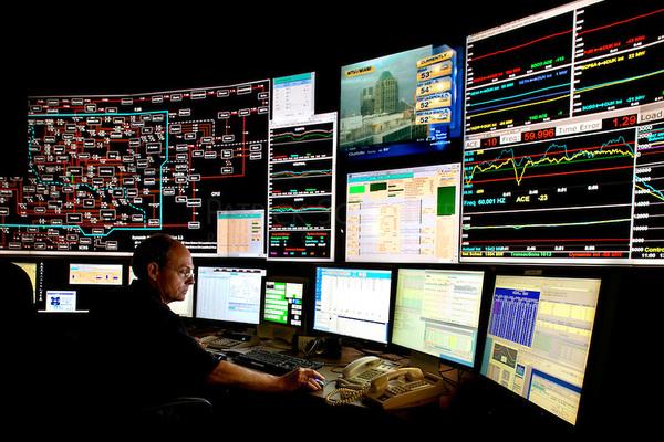 Duke Energy's System Operating Center