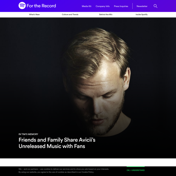 Spotify news, updates, and what's playing-in our own words