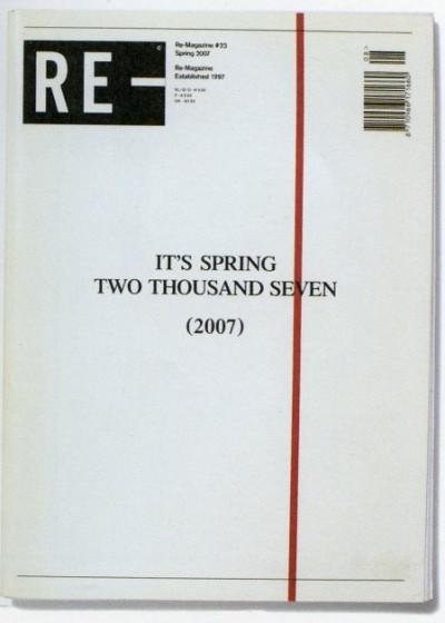 Re-Magazine