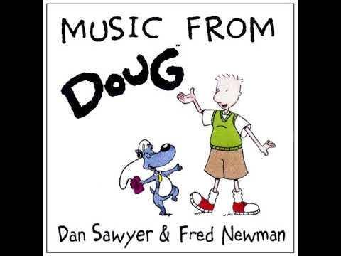Nickelodeon's Doug - Music from Doug (CD, 1994)