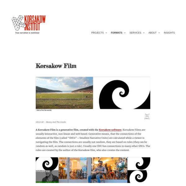 Korsakow Film