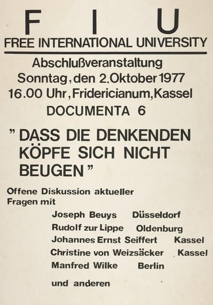 Documenta 6 Kassel