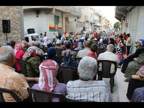 The Communes of Rojava: A Model In Societal Self Direction