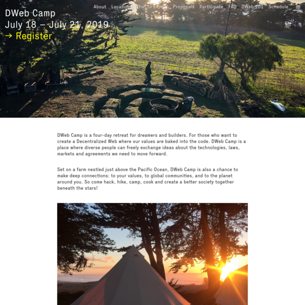 DWeb Camp