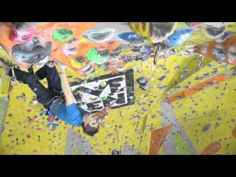 James Pearson - Stamina Training - Part 1 - Endurance training for routes of more than 30 moves...
