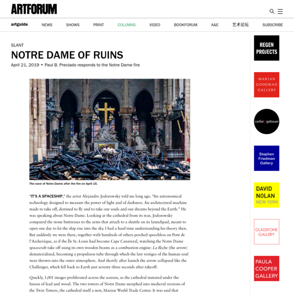 Notre Dame of Ruins