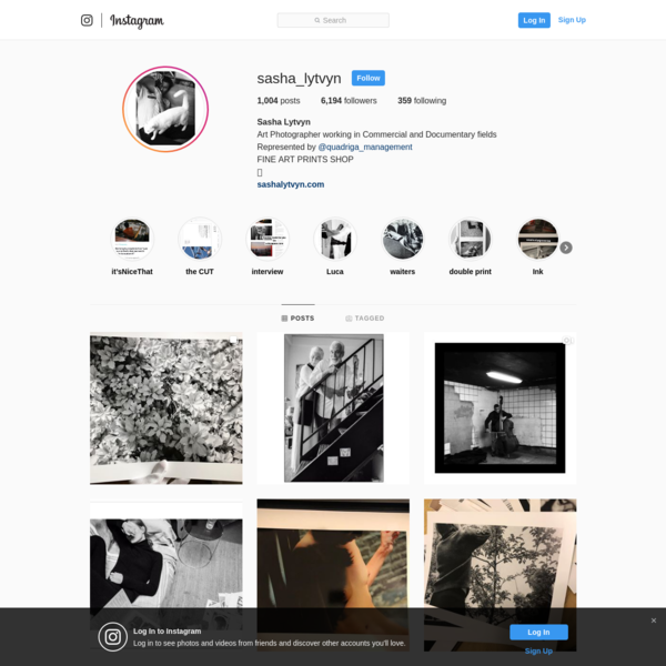 Sasha Lytvyn (@sasha_lytvyn) * Instagram photos and videos