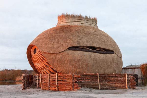 Tij Observatory by RAU Architects + RO&AD Architecten