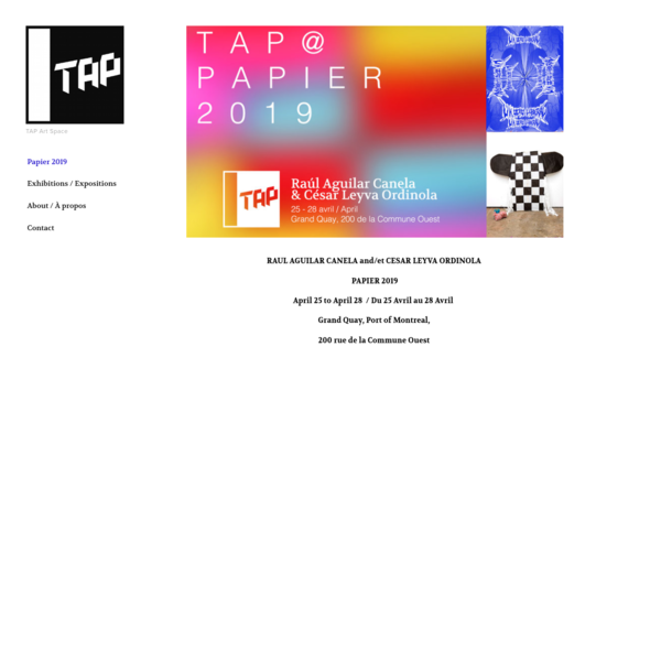 TAP Art Space