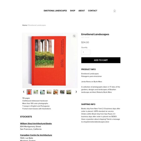 Emotional Landscapes | Emotional Landscapes