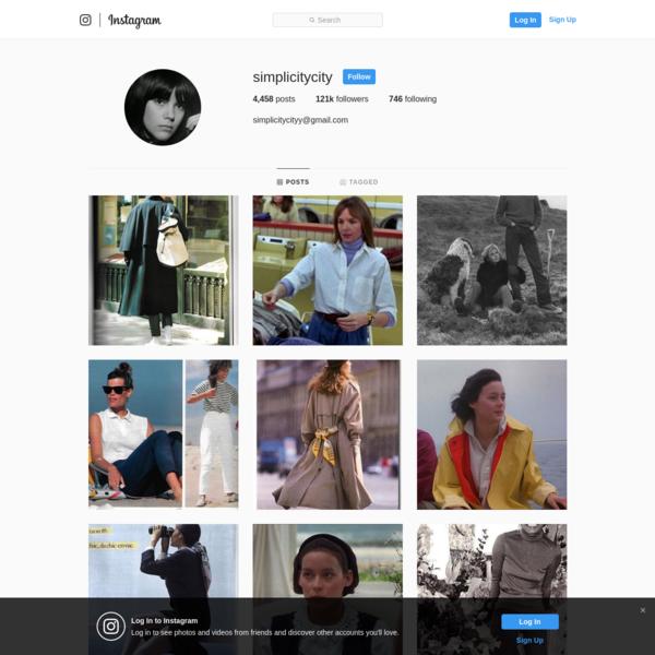 @simplicitycity * Instagram photos and videos