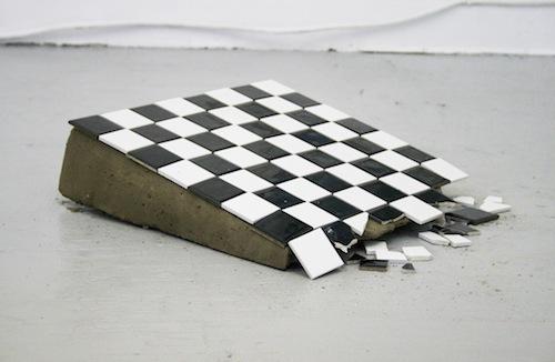 """Scott Keightley, """"Stalemate,"""" 2012"""