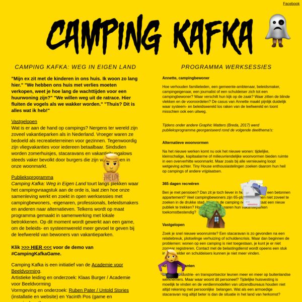 Camping Kafka