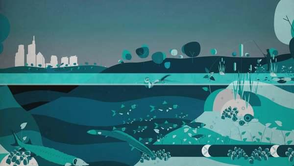 Living Shoreline Animation