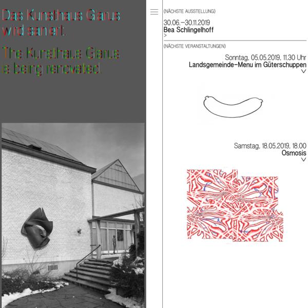 Kunsthaus Glarus