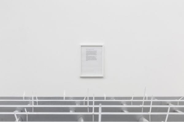 Anna-Sophie Berger, A Failed Play, 2019