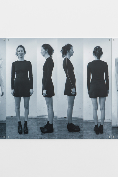 Anna-Sophie Berger, Fashion is Fast (Fitting 2013), 2019