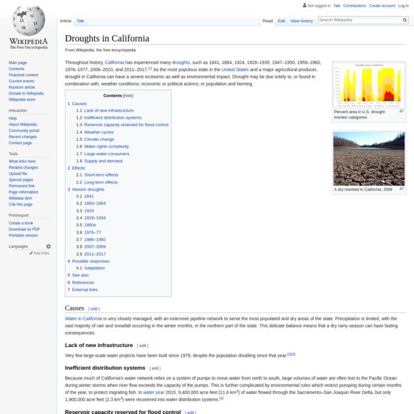 Droughts in California - Wikipedia