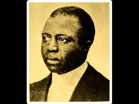'Original Rags' SCOTT JOPLIN (1899) Ragtime Piano Roll Legend