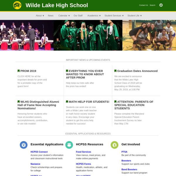 Wilde Lake High School