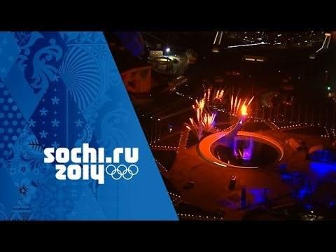 Sochi Opening Ceremony - Spectacular Highlights | Sochi 2014 Winter Olympics