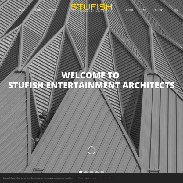 Stufish entertainment architects