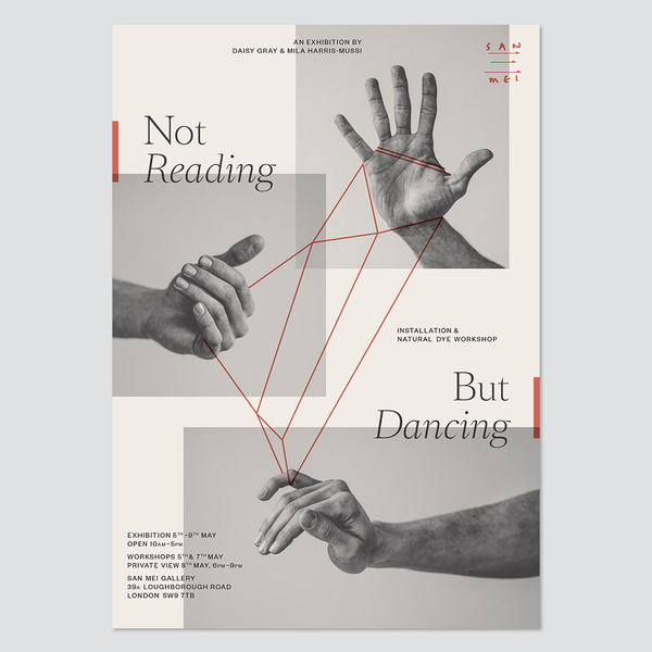 Not Reading But Dancing