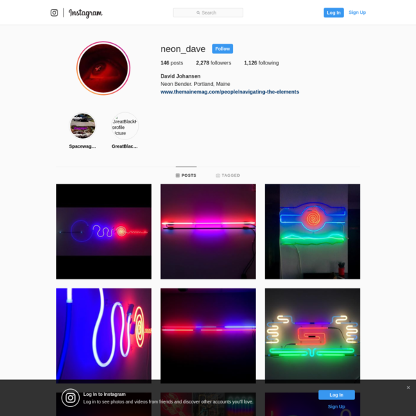David Johansen (@neon_dave) * Instagram photos and videos