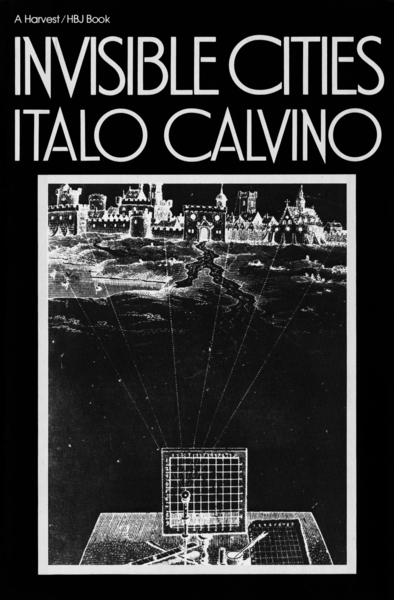 Invisible Cities, Italo Calvino