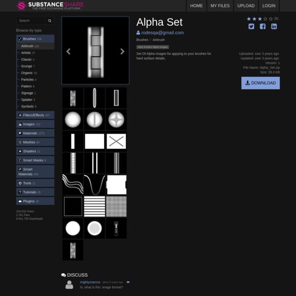 Alpha Set