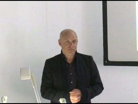 Brian Eno - 'What is Art actually for?'