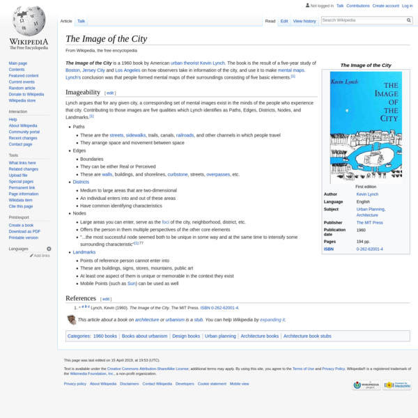 The Image of the City - Wikipedia