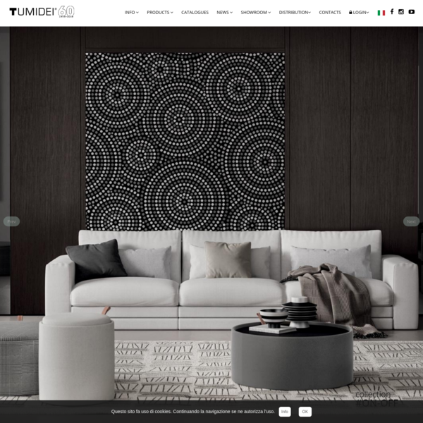 Tumidei - Smart Italian Projects, space for living and furnishing